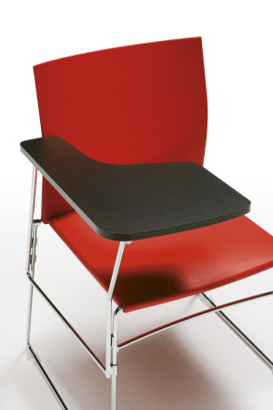 Sedia con tavoletta