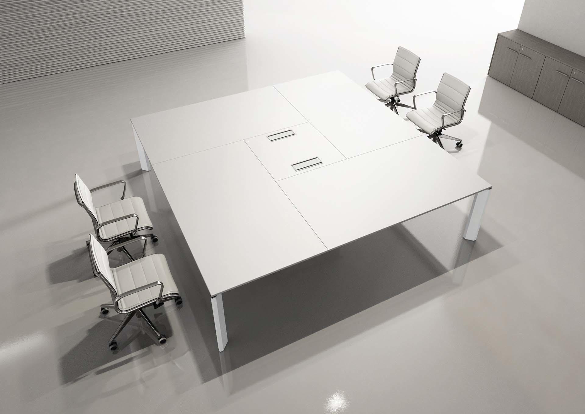 Tavolo riunioni a settori