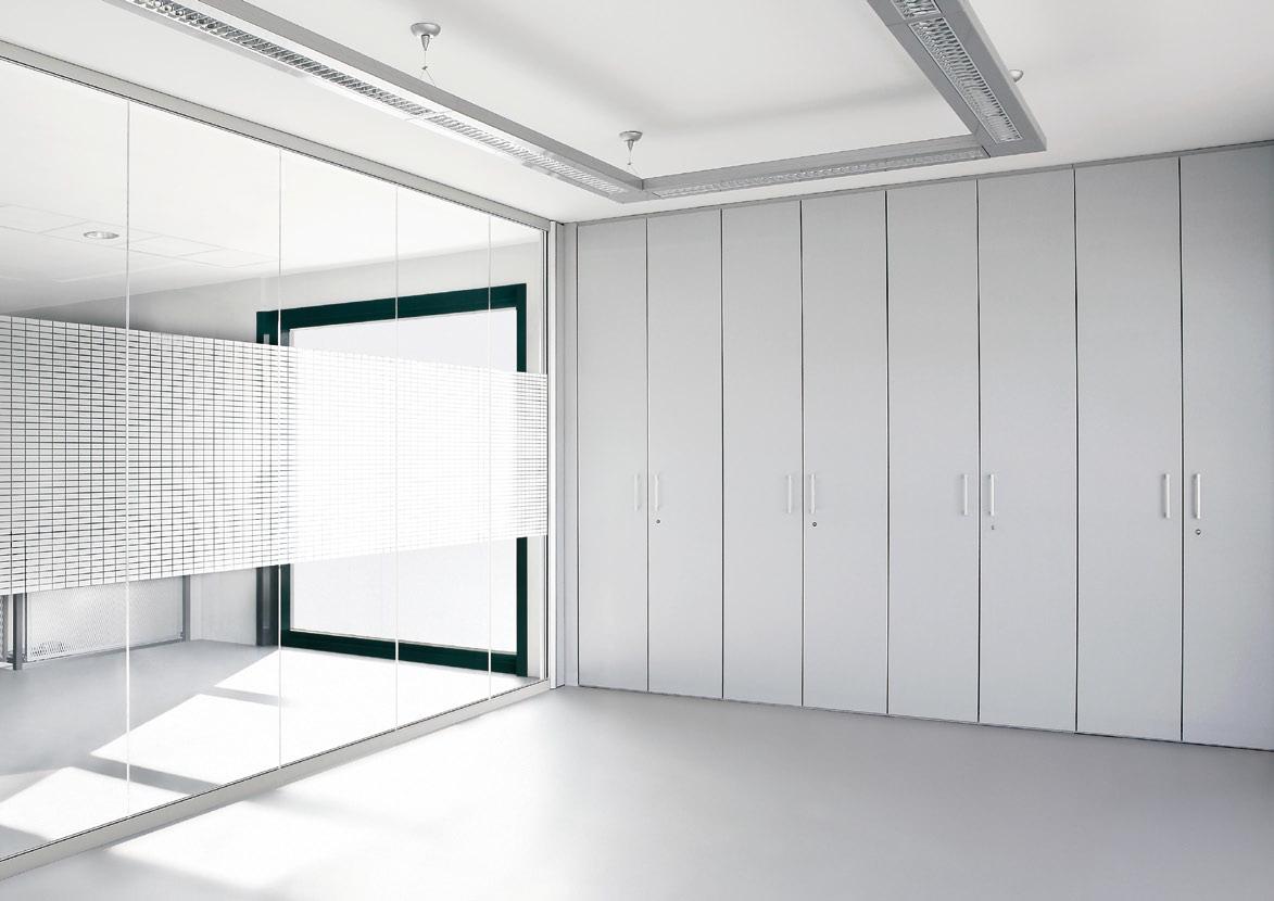 pareti divisorie per ufficio su roma e lazio