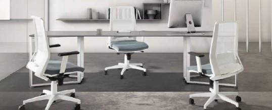 Sedia per ufficio ergonomica